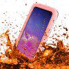 IP68 Waterproof Protective Diving Phone Case for Samsung Galaxy S10E - PINK