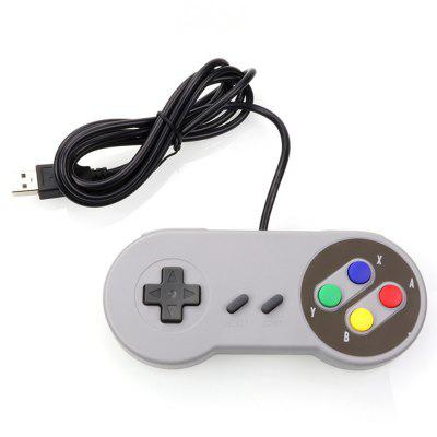 USB Gaming Joystick Gamepad Controller