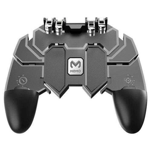 Leoie Universal Mobile Game Controller Phone Grip with Joystick//Fire Buttons for 5.0~6.0 Inch Mobile Phone Android iOS Gamepad