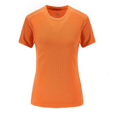 Plus Size Women's Short Sleeve Quick Dry Breathable Fitness Hip Hop T-Shirts