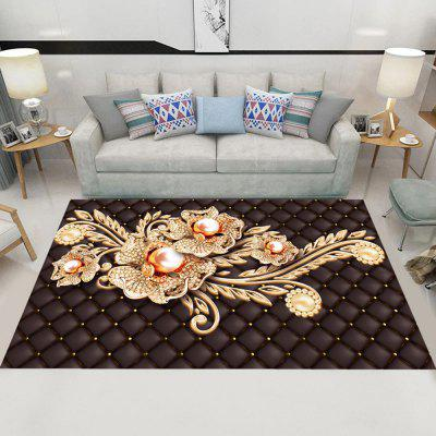 European Carpet Bedroom Sitting Room Bedside Thick Blanket Contracted Tea Table