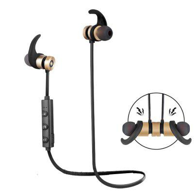 Bluetooth Earphones Wireless Running Headset Stereo Super Bass Earbuds