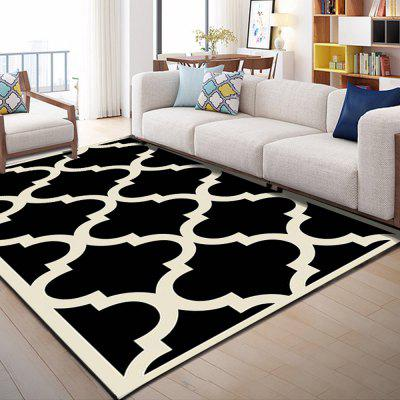 Environmentally Friendly Living Room Carpet Fashion Home Washable Carpet