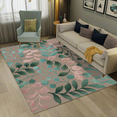 Bedroom Living Room Tea Table Carpet Floor Mat Environmental 3D Printing