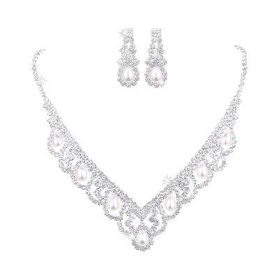 FEIS Fashion Personality Necklace Set-C