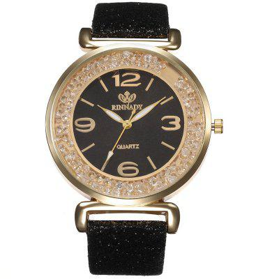 Fashion Womens Luxury Quartz Watch