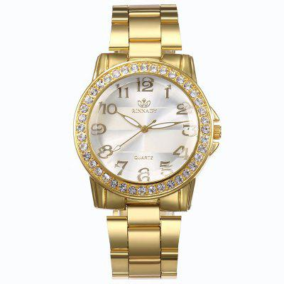 Casual Fashion Women Crystal Diamond Watches
