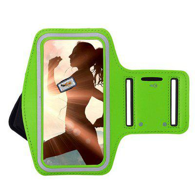 Minismile Running Waterproof Sports Phone Armband Strap Case Bag voor OnePlus 7