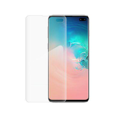Mrnorthjoe 3D Curved Edge Soft PET Folie für Samsung Galaxy S10 + / S10 Plus