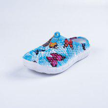 3d13dbb4c Casual Hollow Out Sandalias de playa Chanclas Zapatillas antideslizantes para  mujer