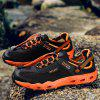Summer Outdoor Lightweight Mesh Beach Quick Dry Wading Creek Shoes for Men - BLACK