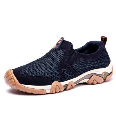 2019 Summer Casual Sport Slip On Man Flats Male Driving Shoes Loafers for Men