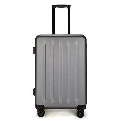 MATOM Fashion Youth Multi-Color Luggage Simple Business Carousel Suitcase