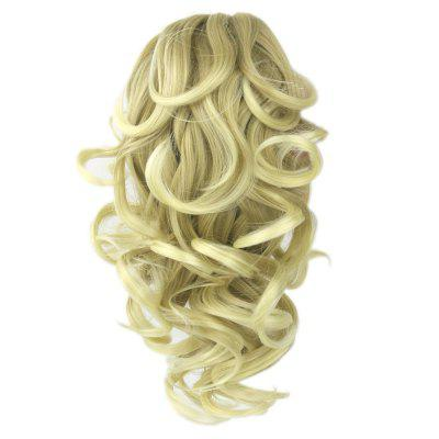 European and American Long Curly Hair Fashion Pony Tail