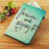 Always Love Painted Tablet Leather Case for iPad 9.7 inch(2018)/9.7 inch(2017) - MULTI
