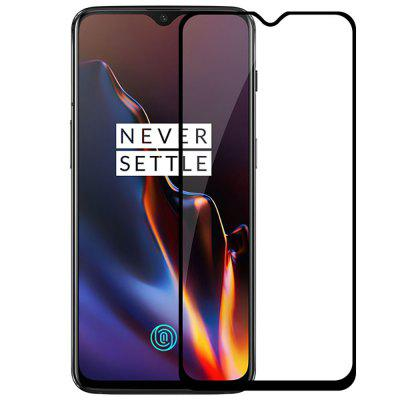 Full Cover Tempered Glass Screen Protector for OnePlus 6T (2PCS)