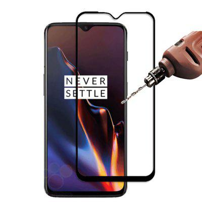 Full Cover Tempered Glass Screen Protector for OnePlus 6T (5PCS)