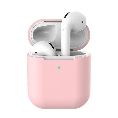 Silicone Wireless Earphone Protective Case Skin Cover for AirPods Storage Box