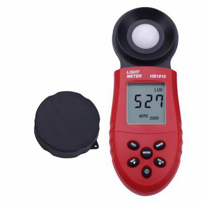 Digital Light Meter HS1010 Profesională iluminare