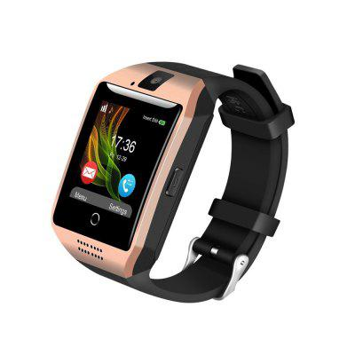 Q18 Bluetooth Smart Watch met camera Ondersteuning SIM TF Card Smartwatch