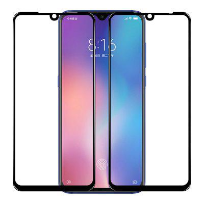 Mrnorthjoe Full Screen Coverage Film in vetro temperato per Xiaomi Mi 9 - 2PCS