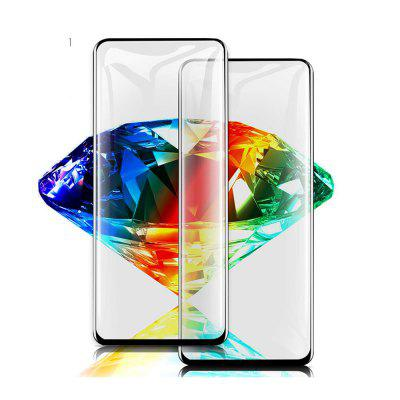 3D Full Cover Tempered Glass Screen Protector do OnePlus 7 Pro (2PCS)