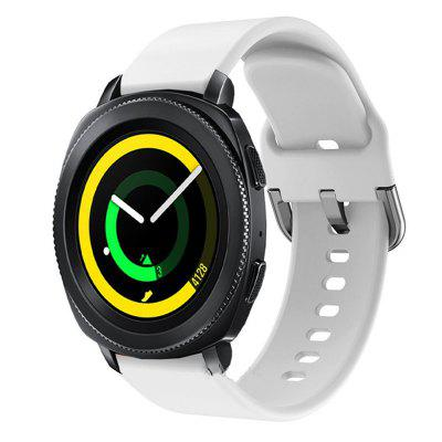 Silicone Watch Band Strap for Samsung Gear Sport / S2 Classic S4