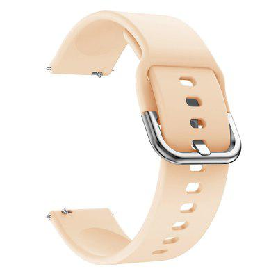 Silicone Watch Band Strap for Samsung Gear Sport / Gear S2 Classic / Gear S4