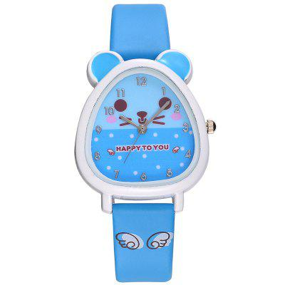 Noul Copil Cute Cartoon Quartz Watch