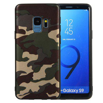 Camouflage Ultra-Thin and Soft Shell Phone Case for Samsung S9