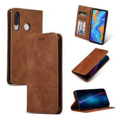 Luxury Card Protection Leather Phone Case for HUAWEI P30 Lite