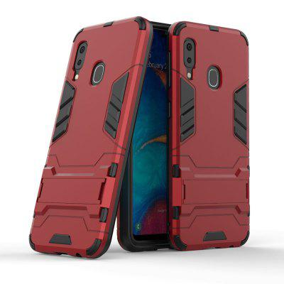 Pouzdro Armor Phone Shockproof Protection Cover pro Samsung Galaxy A20E