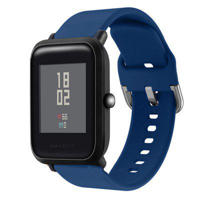 Sport Silicone Watch Band Strap Wristband for Xiaomi Huami Amazfit Bip Youth