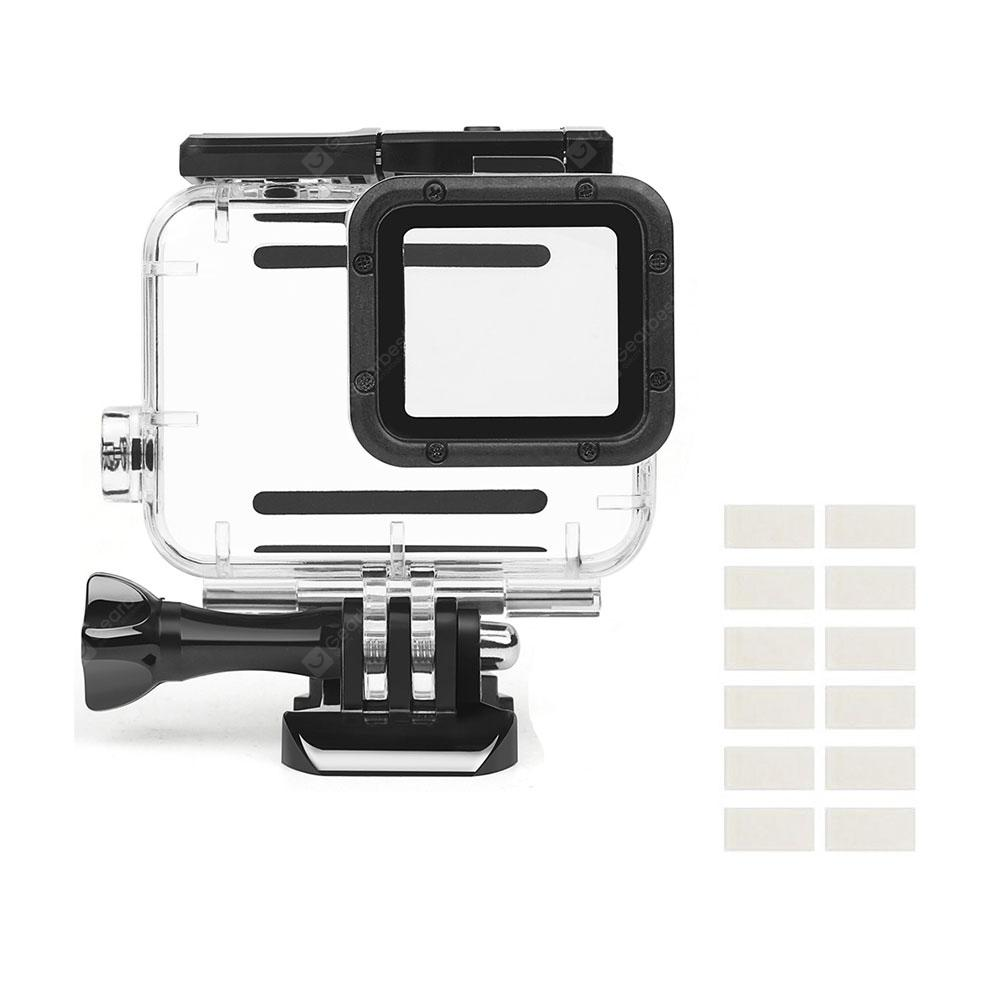 40m Diving Waterproof Housing Case Cover Protective Shell for Gopro Hero 7 Black