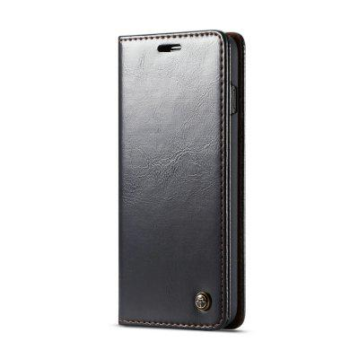 CaseMe Suave PU Leather Wallet Phone Case Card Slot para Samsung Galaxy S10 5G