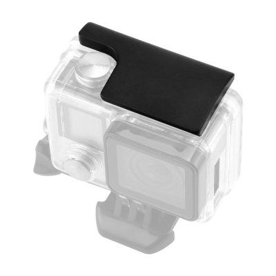 Plastic Lock Cover For Gopro Hero 4 3+ Protective Case Housing Box Accessories