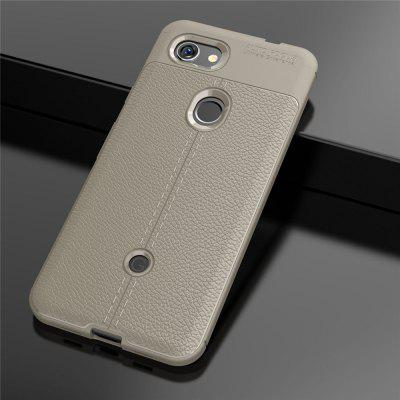 Ultrathin  Business TPU Leather  Soft Phone Case for Google Pixel 3A