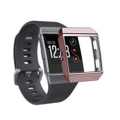 Ultra-Thin Fashion Soft TPU Screen Protector Case for Fitbit Ionic Smart Watch