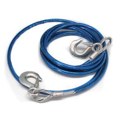 Car Strong Nylon Emergency Tool Length 4 Meters 5 Tons Wire Tow Rope