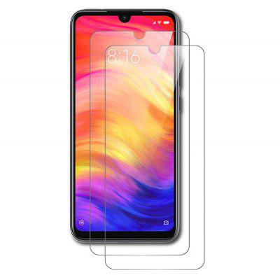 9H Glass Screen Protector per Xiaomi Redmi Note 7 / Note 7S / Note 7 Pro 2pcs