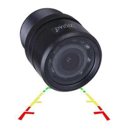 ZIQIAO Car Rear View Camera IR Night Vision for Parking Rear Backup View Camera