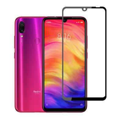 9H Full Tempered Glass Displayschutzfolie für Xiaomi Redmi Note 7S