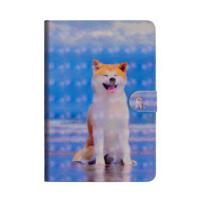 3D Color Painting Tablet Case for iPad Mini 1 2 3 4 5 Case Cartoon Stand Case