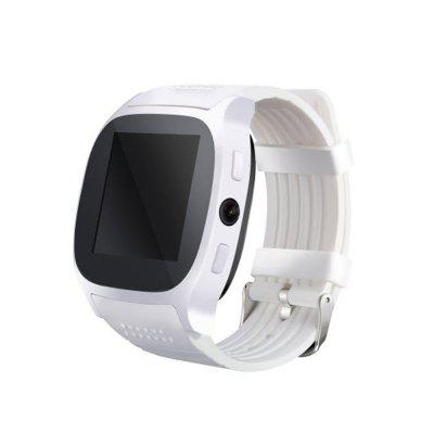 Bluetooth Smart Watch Music Player Sync SMS Support TF Card Camera SIM