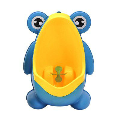 Cartoon Frog Baby Stojící WC