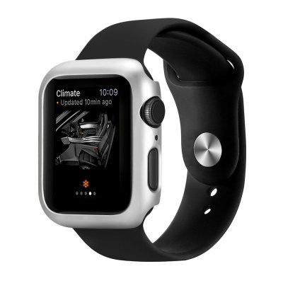 PC Injection Frame Watch Protective Shell for Apple Watch 44MM
