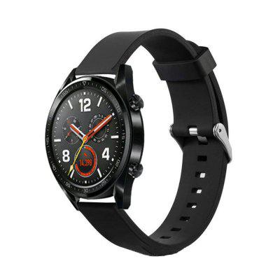 Silicone Watch Band Wrist Strap for Huawei Watch GT / Watch 2 Pro / Honor Magic
