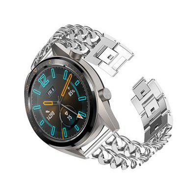 Stainless Steel Watch Band Wrist Strap for Huawei Watch GT / Magic / Watch 2 Pro