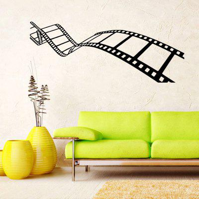 Creative Film Sticker Removable Background Wall Decoration Wall Sticker