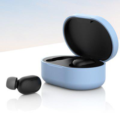 Silicone Case Protective Cover For Xiaomi Airdots TWS Bluetooth Earphone Headset
